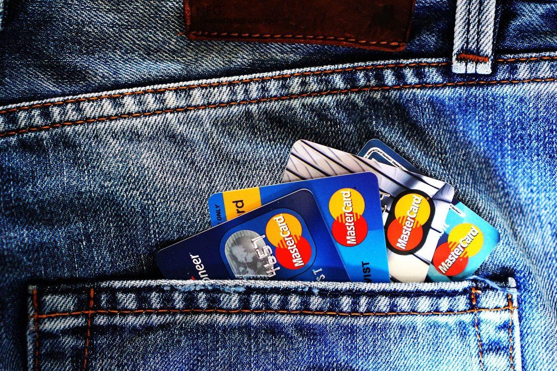 Étapes de la demande de carte de crédit