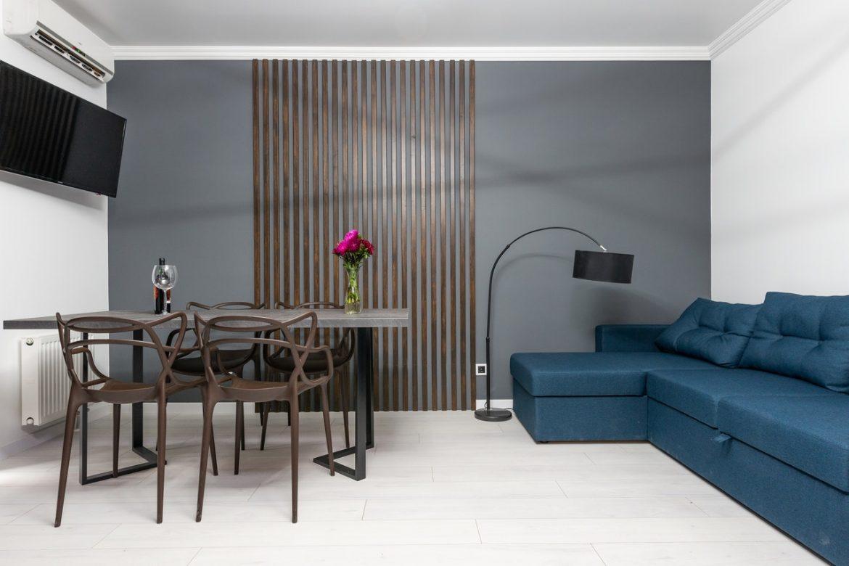 Comment choisir un mur d'accent dans votre salon